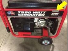 All Power portable gasoline generators