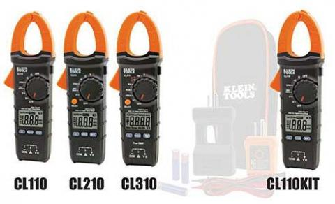 Klein Digital Clamp Meters