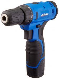 ACDelco 12V Lithium-Ion Cordless Drill Driver