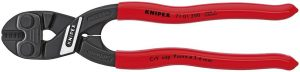 "Knipex 8"" Lever Action Mini-Bolt Cutter"