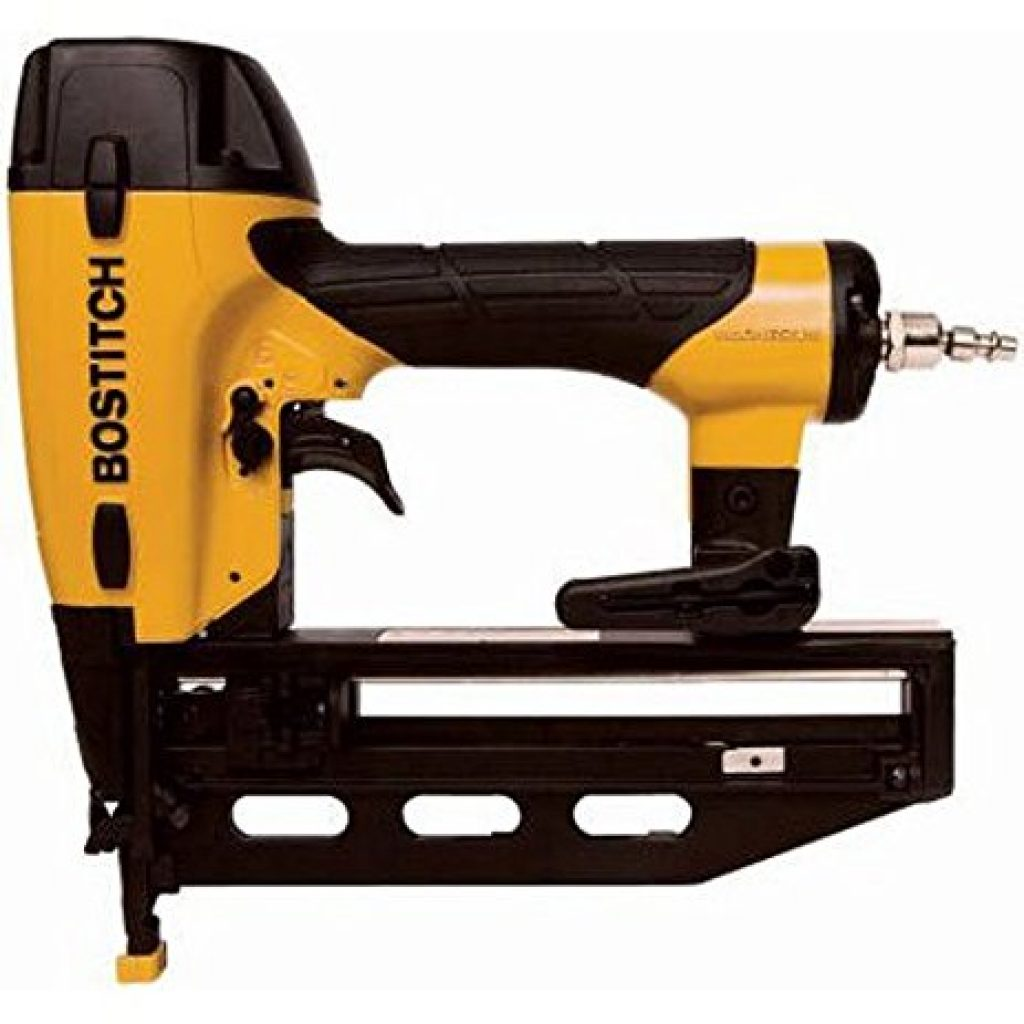 Like the brad nailer, the finish nailer design lays a lot of emphasis on safety. Several features are added to prevent user injury.