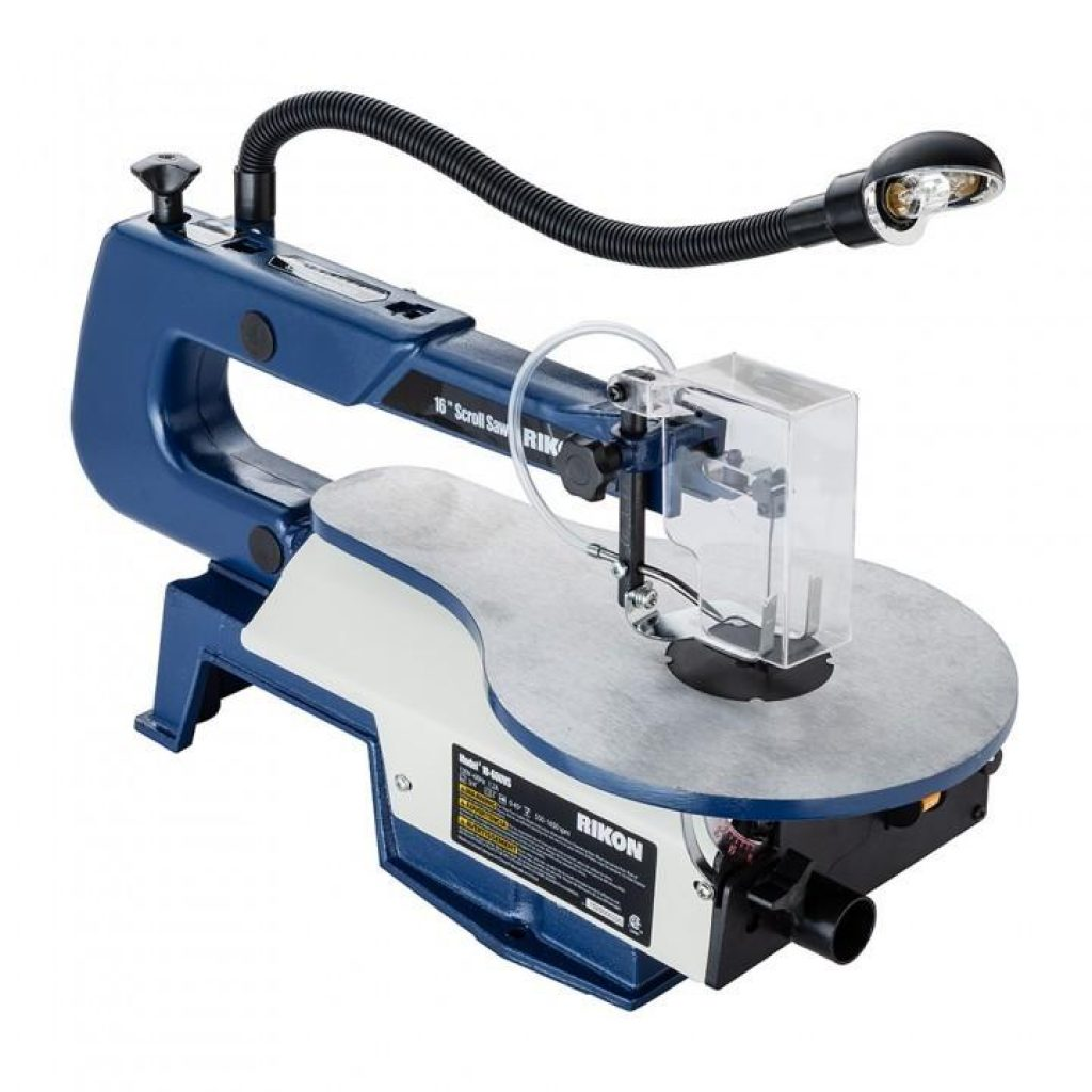 Scroll saw vs band saw which one is better and why tools critic for a delicate tool such as this one operation will always demand some level of care and gentleness it cannot withstand too much force as the thin blade greentooth Choice Image